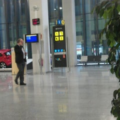 Photo taken at Aeropuerto de Pamplona (PNA) by Anna G. on 10/18/2012
