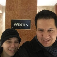 Photo taken at The Westin Minneapolis by Kevin V. on 1/1/2015