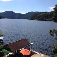 Das Foto wurde bei Sakinaw Lake von Claudio D. am 6/21/2014 aufgenommen