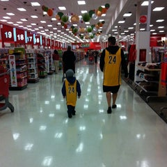 Photo taken at Super Target by Tyler W. on 11/17/2013