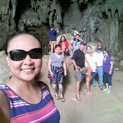 Photo taken at Callao Cave by Wee B. on 12/29/2014