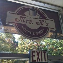 Photo taken at Mrs. K's by Lorraine R. on 10/21/2012