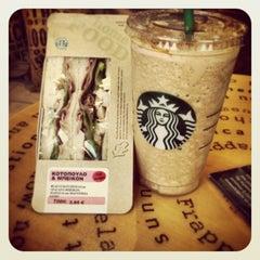 Photo taken at Starbucks by Chris👑 P. on 4/6/2013