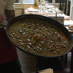 Photo taken at Restaurante Ya by María Del Mar M. on 3/25/2016
