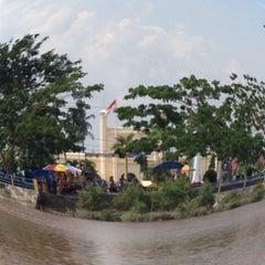 Photo taken at Istana Sultan Siak by ipunk on 7/23/2015