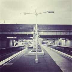 Photo taken at Croydon Station by 希冰 on 1/2/2013