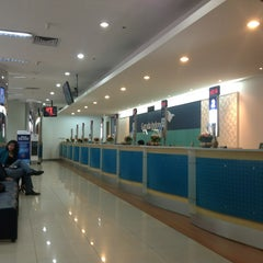 Photo taken at Garuda Indonesia Sales & Ticketing Office by Redi H. on 2/3/2013