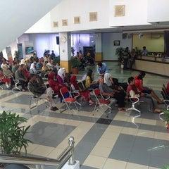 Photo taken at Bank BRI by Redi H. on 12/6/2012