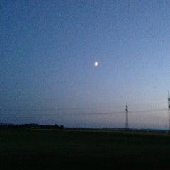Photo taken at Golfanlage Schloss Nippenburg by Muhammed Ali D. on 7/15/2013