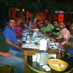 Photo taken at Hidden Wall Restaurant by Burak B. on 8/7/2013