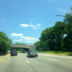 Photo taken at Northern State Parkway by Marija V. on 7/4/2013
