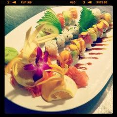 Photo taken at Aja Restaurant & Bar by Ryan H. on 12/3/2012