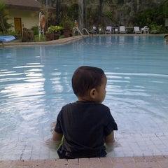 Photo taken at Makassar Golden Hotel (MGH) by Hasma M. on 9/21/2014