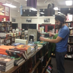 Photo taken at Carmichael's Bookstore by Joel I. on 1/6/2013