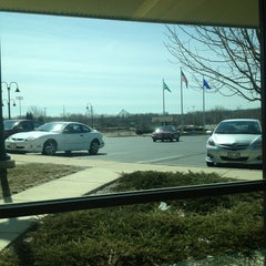 Photo taken at Greenfield Public Library by Joel Y. on 4/3/2013