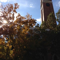 Photo taken at Kirkland Hall - Vanderbilt by Lauren R. on 10/17/2012