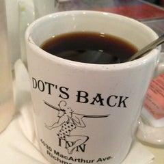 Photo taken at Dot's Back Inn by Taylor W. on 1/27/2013
