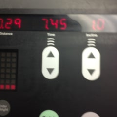 Photo taken at LA Fitness by Consuelo E. on 10/28/2012