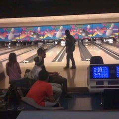 Photo taken at Village Lanes by Paul S. on 2/24/2013