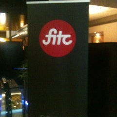 Photo taken at FITC Toronto by Eric F. on 4/21/2013