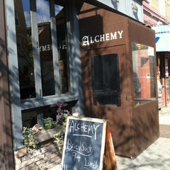Photo taken at Alchemy Restaurant & Bar by DebraT3 on 2/6/2013