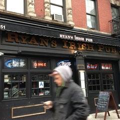 Photo taken at Ryan's Irish Pub by AlexT4 on 2/5/2013