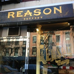 Photo taken at Reason by AndresT5 on 2/10/2013
