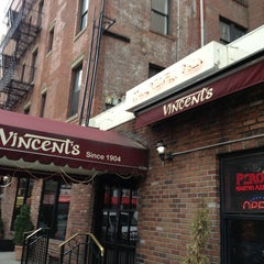 Photo taken at The Original Vincent's by AndresT5 on 1/25/2013