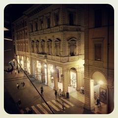 Photo taken at Via Indipendenza by Valentino M. on 10/4/2012