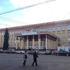 Photo taken at ВГУ by Nikita Z. on 11/4/2012