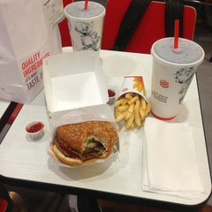 Photo taken at Burger King® by Bakhtimurod A. on 6/25/2013
