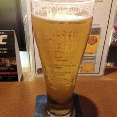 Photo taken at Boston Pizza by Mathew R. on 11/17/2013