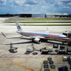 Photo taken at Concourse D by John F. on 8/1/2013