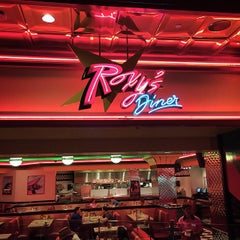 Photo taken at Roxy's Diner by Joseph C. on 2/16/2015