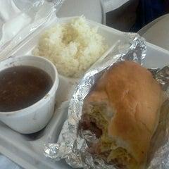 Photo taken at Rey's Cuban Cafe by Dan E. D. on 10/16/2012