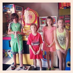 Photo taken at Happy Joe's Pizza by Marie H. on 7/23/2014