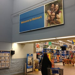 Photo taken at Walmart Supercenter by Anisa X. on 10/24/2012