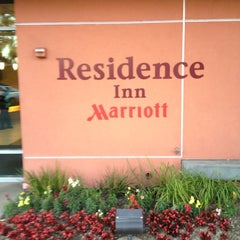 Photo taken at Residence Inn by Scott M. on 11/13/2012
