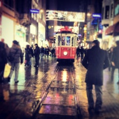 Photo taken at İstiklal Caddesi by Gökhan O. on 3/17/2013