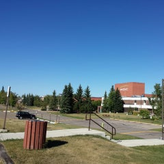 Photo taken at Red Deer College by Tobechi N. on 9/2/2013
