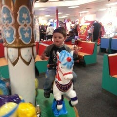 Photo taken at Chuck E. Cheese's by Greg H. on 2/6/2013