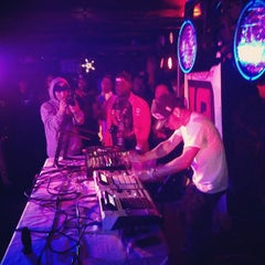 Photo taken at The Middle East Downstairs by Deejay T. on 12/14/2012