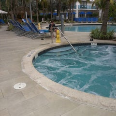 Photo taken at Crowne Plaza Hollywood Beach Resort by debbie j. on 11/29/2012