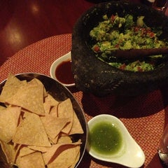 Photo taken at Rosa Mexicano by Toku on 5/21/2013