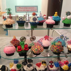 Photo taken at Trophy Cupcakes by Michelle on 3/5/2013