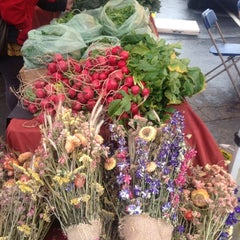 Photo taken at West Seattle Farmers Market by Michelle on 11/11/2012