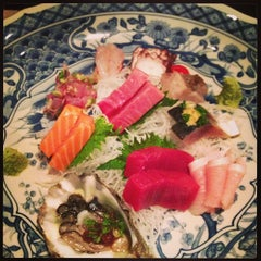 Photo taken at Sushi Taro by Michael W. on 2/7/2013