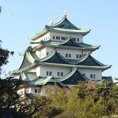 Photo taken at 名古屋城 (Nagoya Castle) by Eisuke N. on 4/13/2013