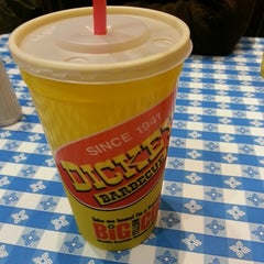 Photo taken at Dickey's Barbecue Pit by Ryan C. on 3/2/2013
