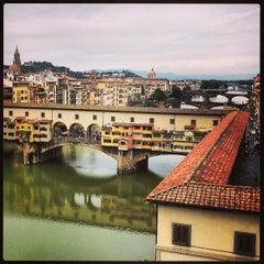 Photo taken at Galleria degli Uffizi by Michela L. on 5/15/2013